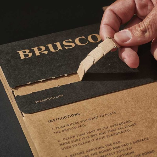 Brusco Packaging Open