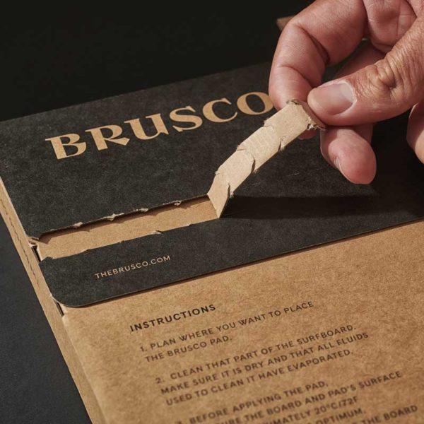 Brusco Packaging Open