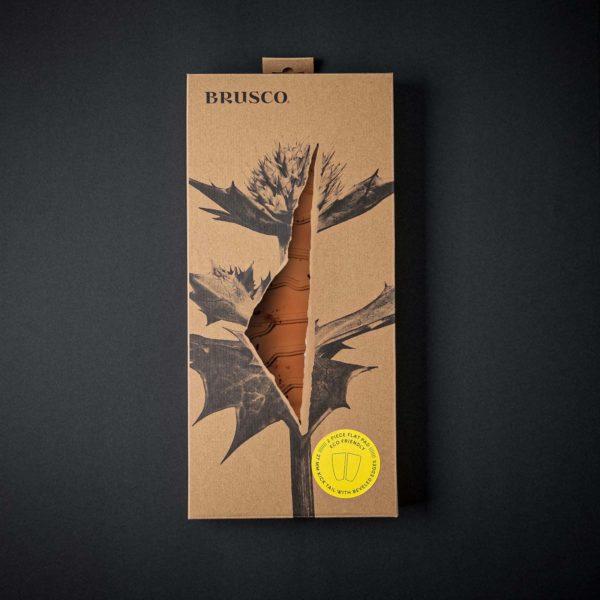 BRUSCO Tailpad RUST Packaging