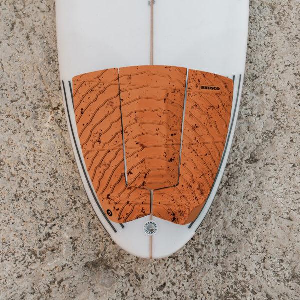 Surfboard 3pcs Rust
